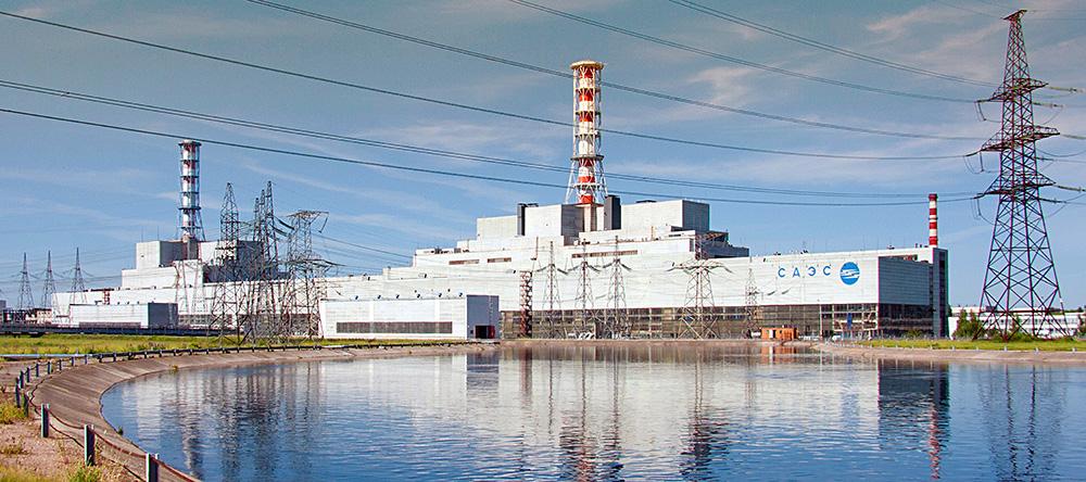 Ремонт емкостей раствора соли Смоленской атомной станции 1