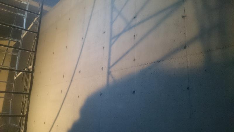 Устройство защитного покрытия очистных сооружений