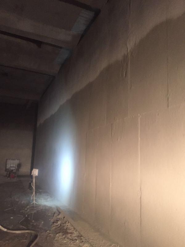 Начало работ по обновлению покрытия